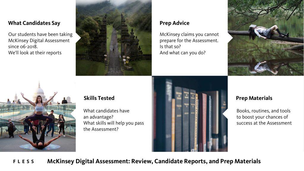 McKinsey Digital Assessment Overview