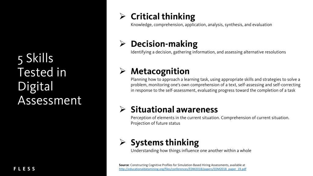 McKinsey Digital Assessment Skills